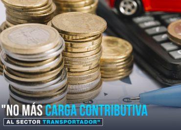 Posición de Fedetranscarga frente a solicitud de imponer mayores cargas a empresas transportadoras.