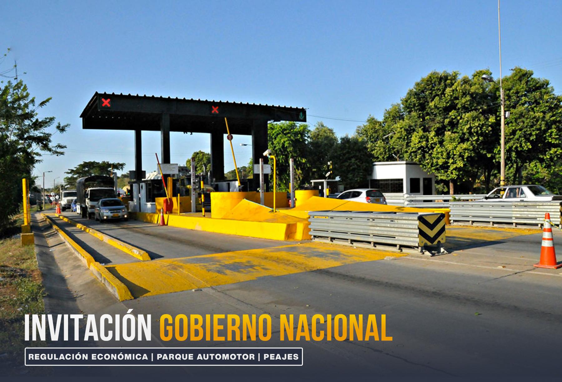 Comunicado a la Opinión Pública | Invitación a Fedetranscarga por parte del Gobierno Nacional