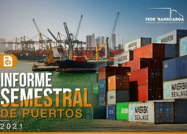 Informe semestral de puertos 2021